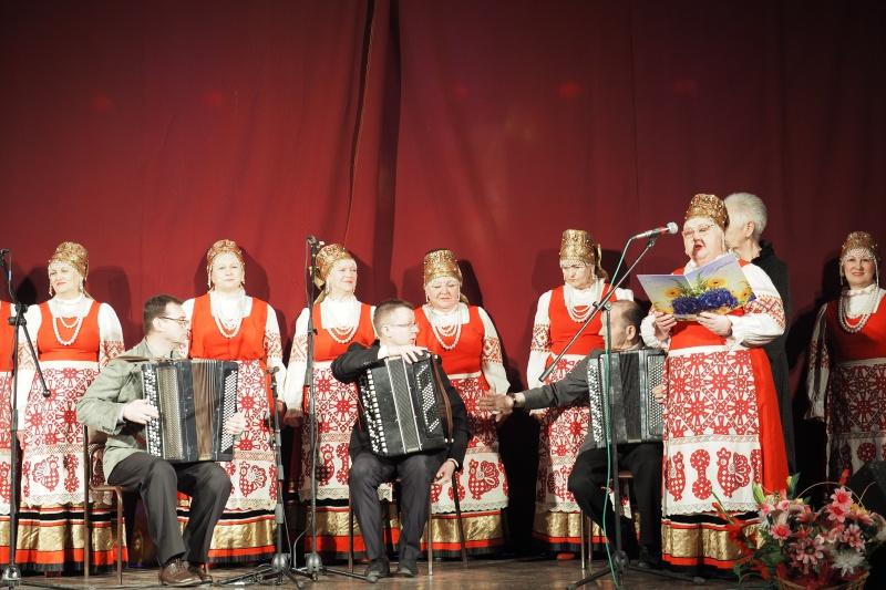 сапун установлен поздравления для народного хора компания