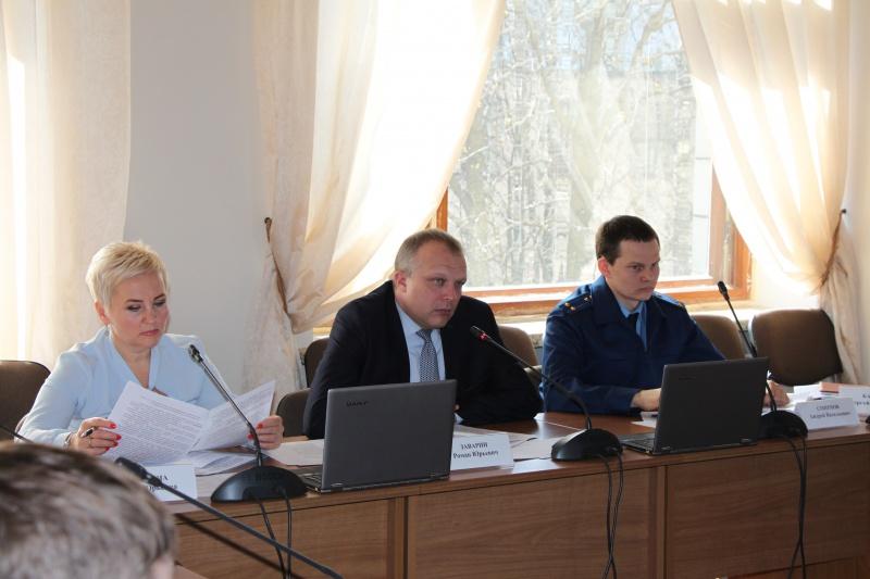 Новый законопроект об административных правонарушениях готовят в Заксобрании Вологодской области